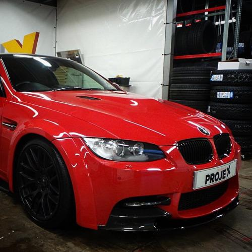 """#SupercarKing On Twitter: """"BMW M3 With A Candy Red Paint"""