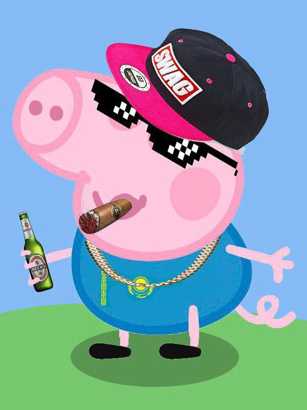 Заказ, крутые картинки свинка пеппа