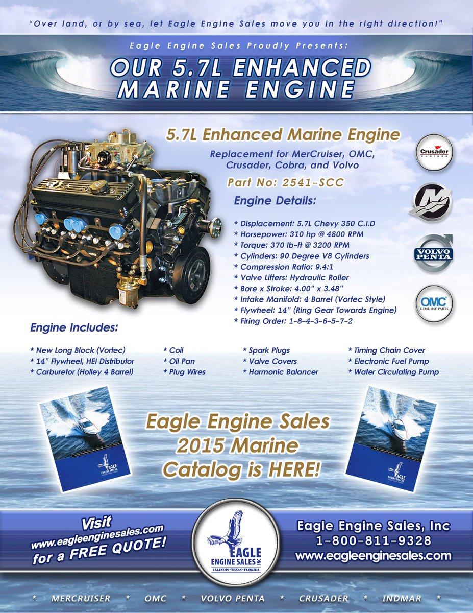 Eagle Engine Sales on Twitter: