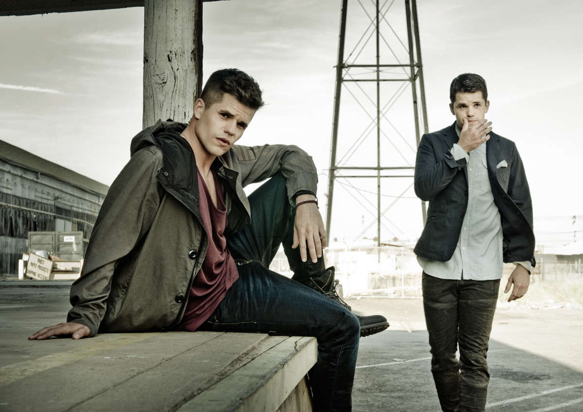 The highs and lows of denim. #tightorwide Thanks @FlauntMagazine @maxcarver, @Charlie_Carver http://t.co/1qMooTkdfg