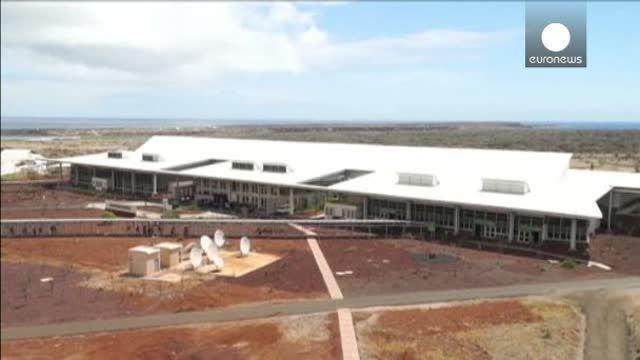 Isole Galápagos: Inaugurato il primo aeroporto ecologico in Ecuador