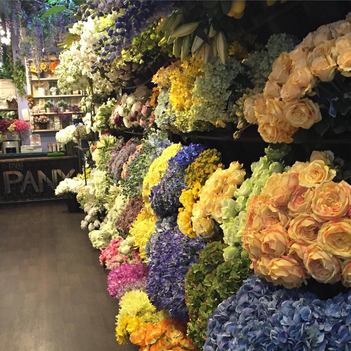 Casey Blackwood On Twitter Im At Pany Silk Flowers In New York