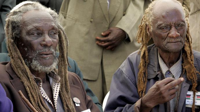 """We are not UoN 4th year comrades!"" Rastafarian in viral photo scream"