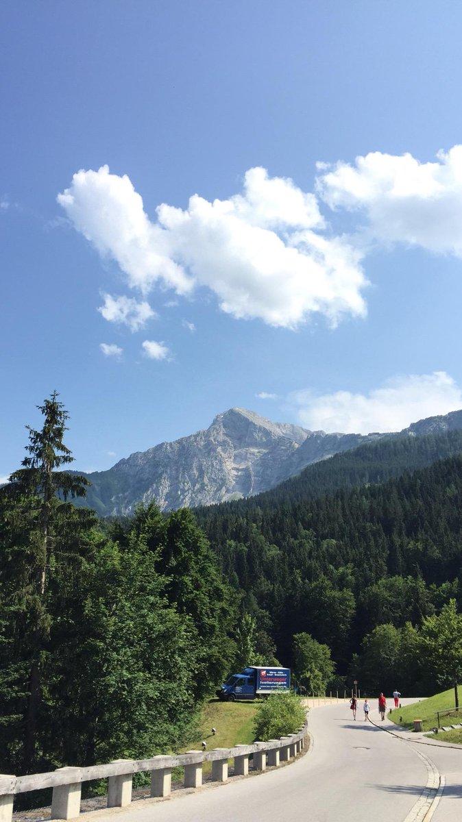 Erster Eindruck - Traumhaft für einen #Urlaub in #Bayern (@ Kempinski Berchtesgaden Resort) https://t.co/kJZ1Iz4YBn http://t.co/kymT9qQFHV