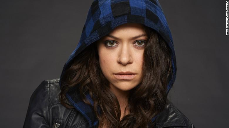 That scream you hear is from @OrphanBlack fans that @tatianamaslany FINALLY got nominated for a #Emmy http://t.co/D33JgmuQMN
