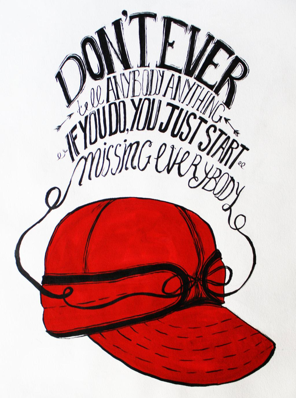 a character review of holden caulfield in the catcher in the rye A review of jd salinger's classic novel the catcher in the rye, a book about holden's the catcher in the rye review holden caulfield, a character so.