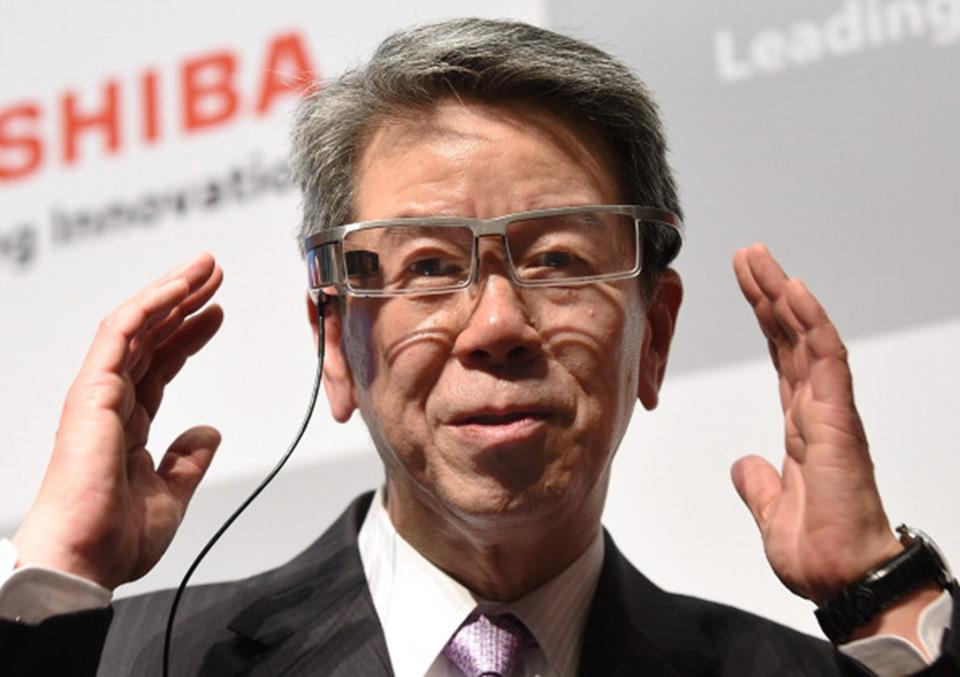 Toshiba accounting scandal may lead to CEO's ouster
