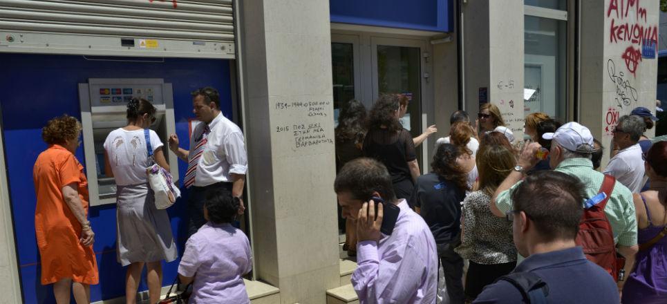Viaggiare Sicuri Grecia: scarsità di alimenti anche in Hotel, impennata dei prezzi di cibo e bevande