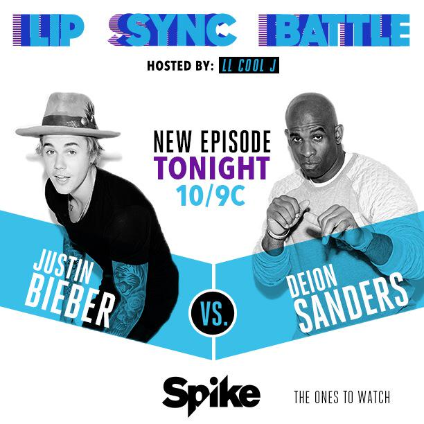 Crazy Train tonight. #LipSyncBattle