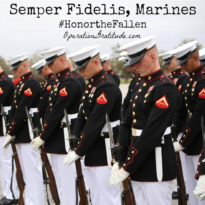 #HonortheFallen... #SemperFi @USMC #Chattanooga (Photo by Cpl. Octavia Davis) http://t.co/GRAdDOkiSC