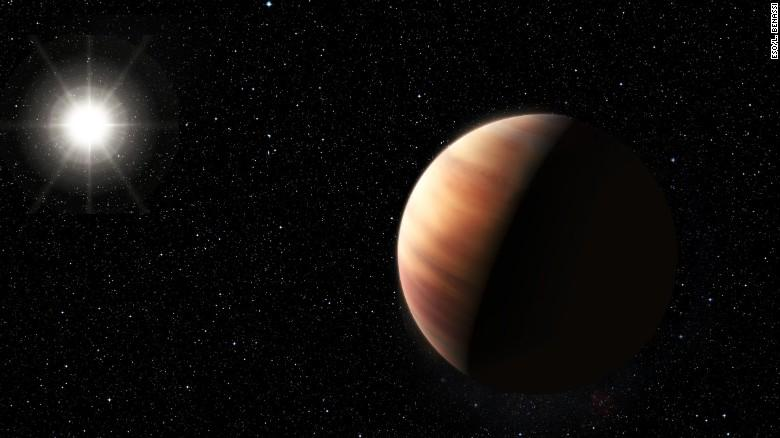 Spazio: scoperto con HARPS pianeta gemello a Giove nel sistema HIP 11915