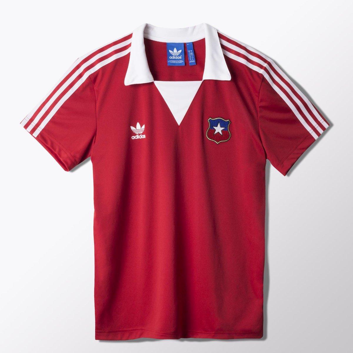 Moda  camiseta adidas originals de chile en españa 82 - scoopnest.com 9304ba166bc8b