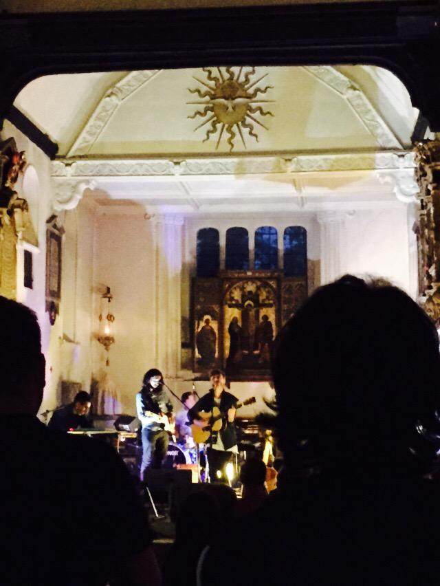 Lovely setting for a gig with @fictonian and @StephFraserUK http://t.co/q0uYbeh7f1