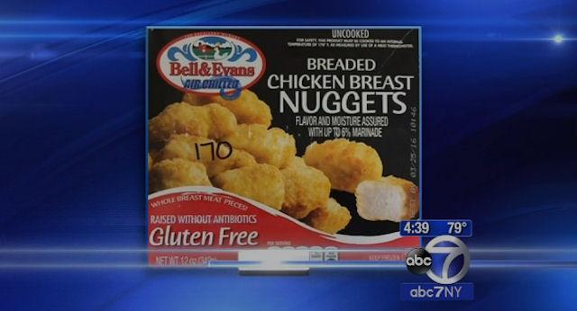K Love News On Twitter Recall Bell Evans Gluten Free Chicken