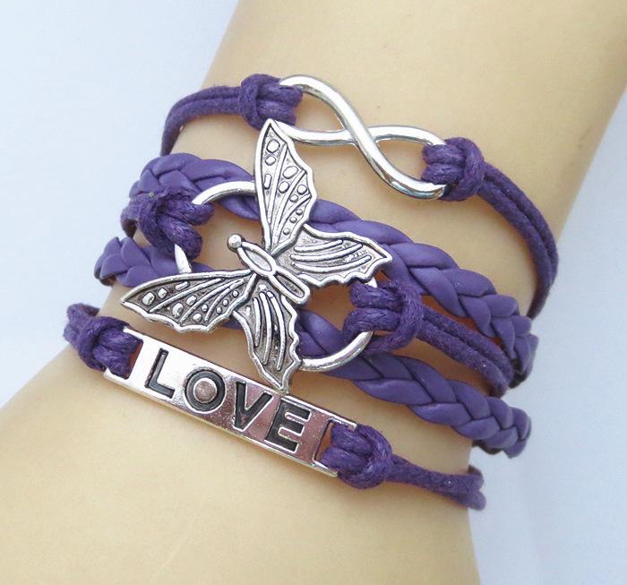 Multi strand #love #butterfly bracelets https://t.co/QBteBJyVgX