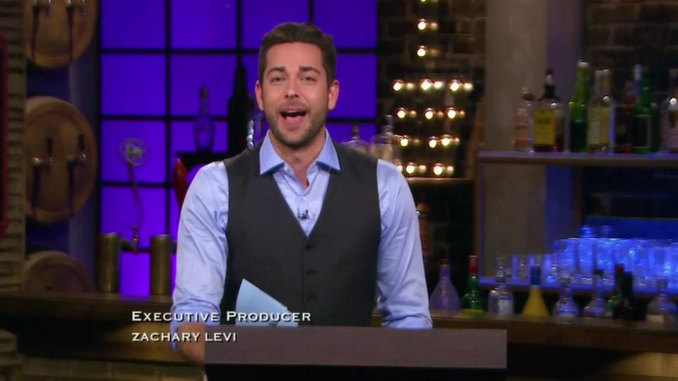 Some screencaps of @ZacharyLevi on #GeeksWhoDrink http://t.co/fAtUjKa3Z1