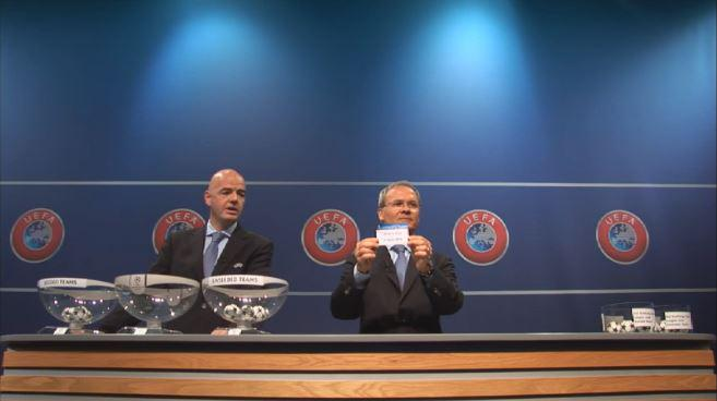 The moment Vardar/APOEL was drawn