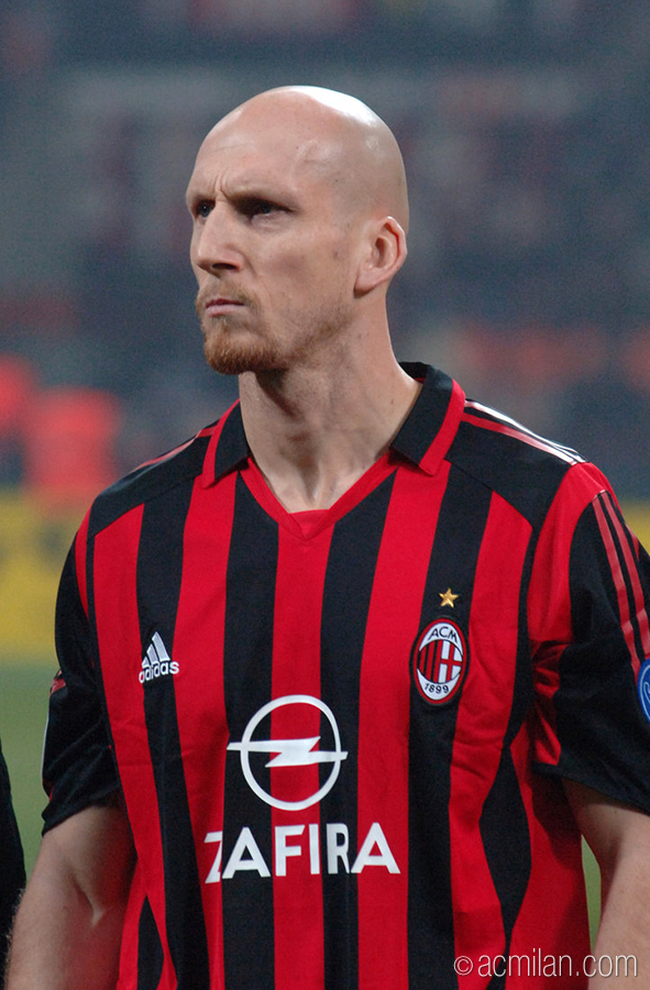 ac milan on twitter jaap stam was born onthisday 43. Black Bedroom Furniture Sets. Home Design Ideas