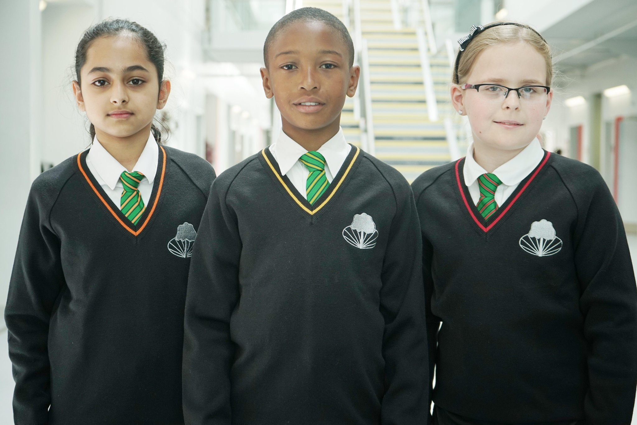 """Stockland Green on Twitter: """"Our new school jumpers are now ..."""
