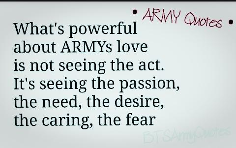 army quotes on right bts army bts twt t co