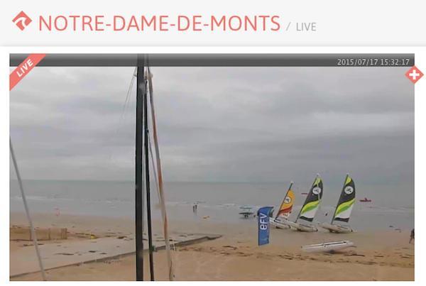 Viewsurf On Twitter Nouvelle Cam Notre Dame De Monts En Live Ca Se Passe Ici Http T Co 3cfbruimpt Notredamedemonts Http T Co Farcq1itpe