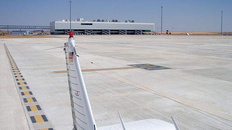 Spagna: aeroporto viene venduto per 10 mila euro, era costato 10 miliardi