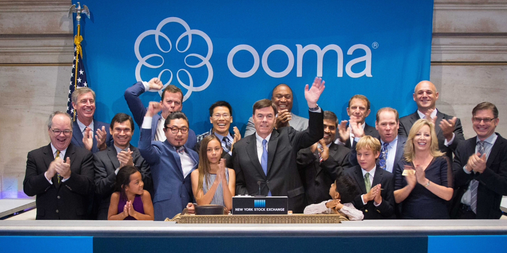 Ooma rings up Wall Street @NYSE! http://t.co/zD8eM91kCI