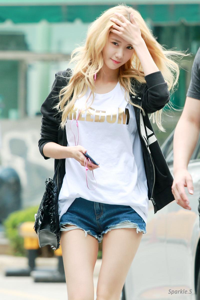 Yoona Blonde