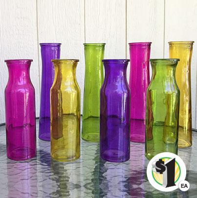 Dollar Tree On Twitter Milk Bottle And Tapered Vases Online Now