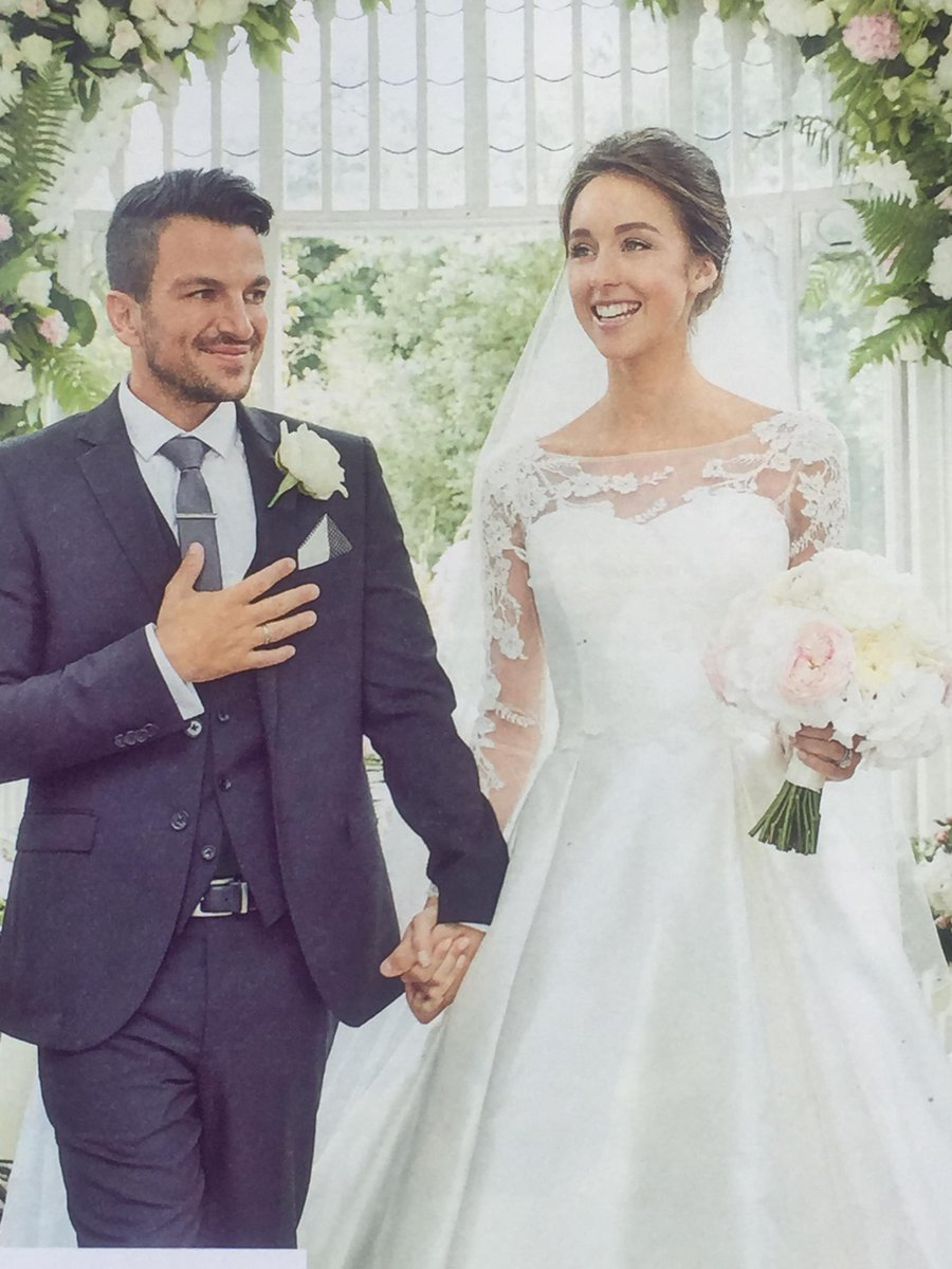 Amara Weddings On Twitter Have You Seen Emily And Peter Andre S Wedding Photographs In Ok Magazine Such An Exquisite Siholford Design