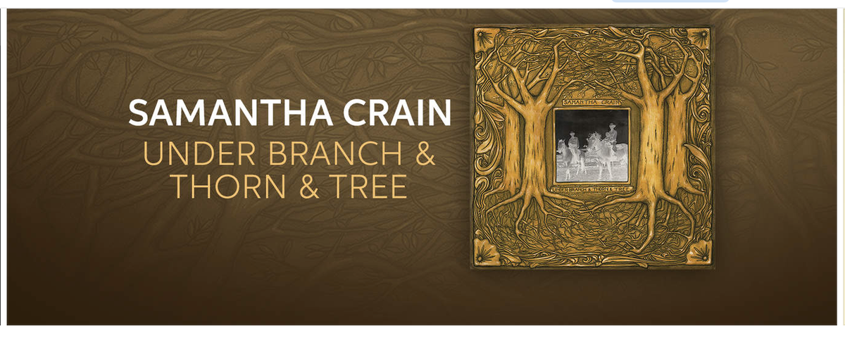 My new album 'Under Branch & Thorn & Tree' is out TODAY! Get it at @AppleMusic @iTunes http://t.co/09UWhtq9K1 http://t.co/oQQctGuwRu