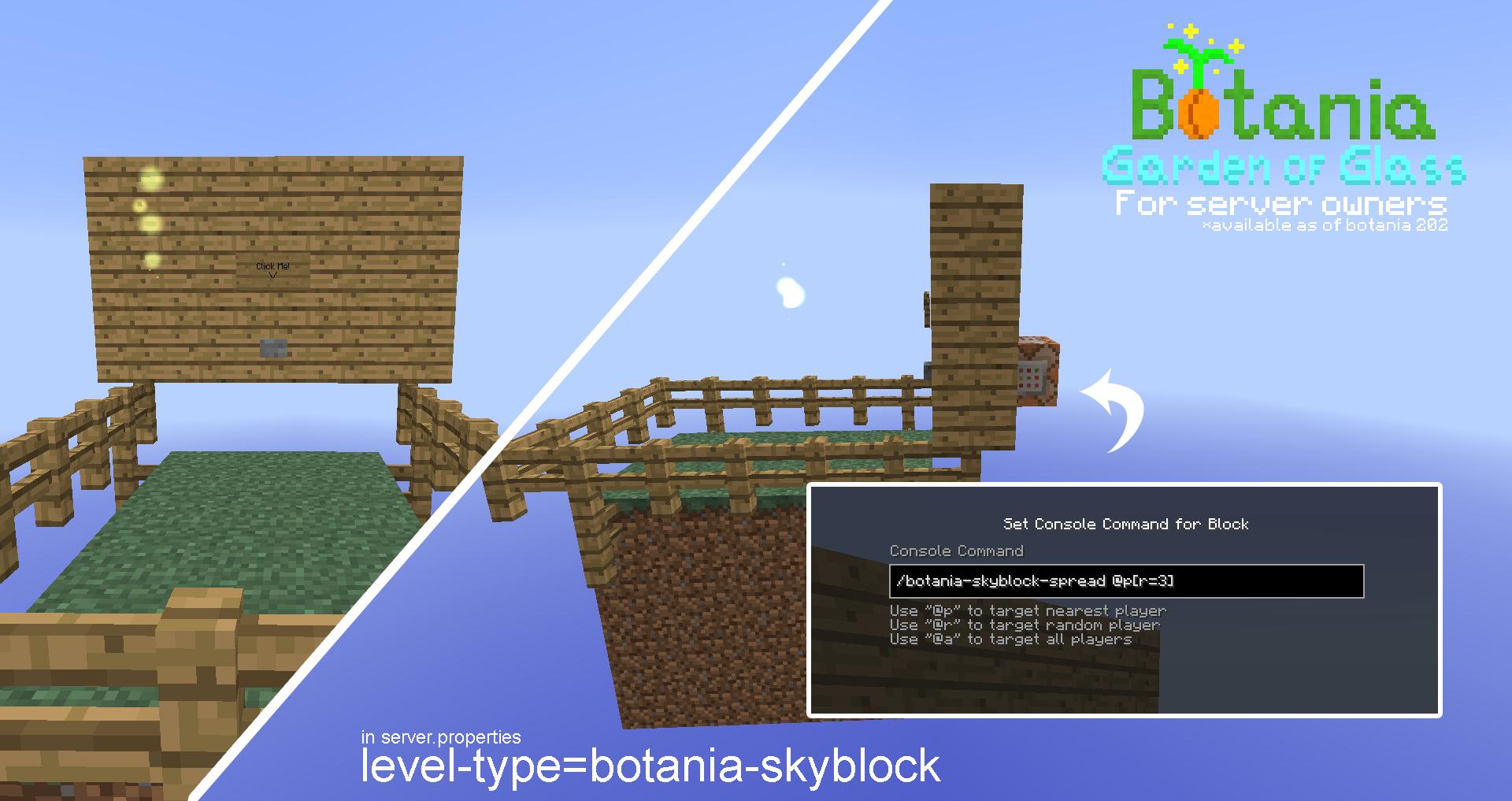 Project Ozone 3 Skyblock World Server
