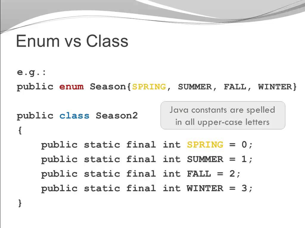 Javinpaul On Twitter How To Compare Two Enum In Java Equals Vs