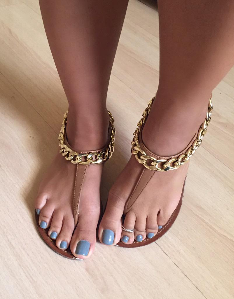 Ebony Sista Feet