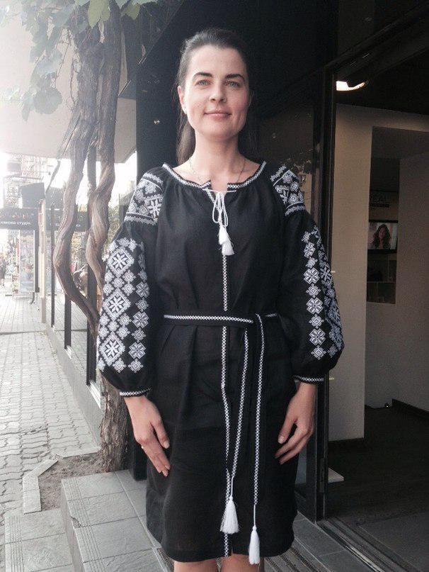 Платье вышиванка интернет магазин