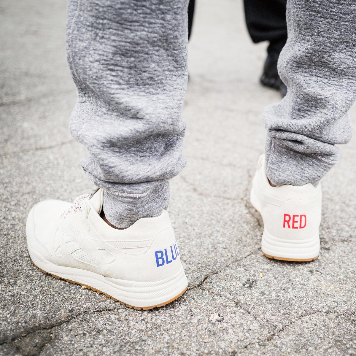 6a49ba5d54ca7 the reebok classics x kendrick lamar ventilator drops tomorrow at hollywood  melrose amp on