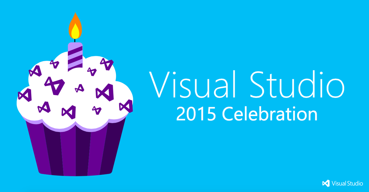 You won't want to miss the #VS2015 online event tomorrow. More details: https://t.co/ff8y6Fiyt7 http://t.co/EwwelLpchK