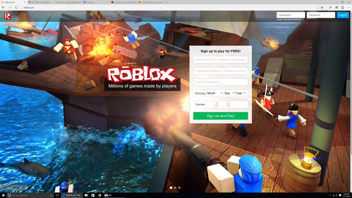 Scripton On Twitter Cool Sexy New Roblox Login Page Images Http - roblox games login