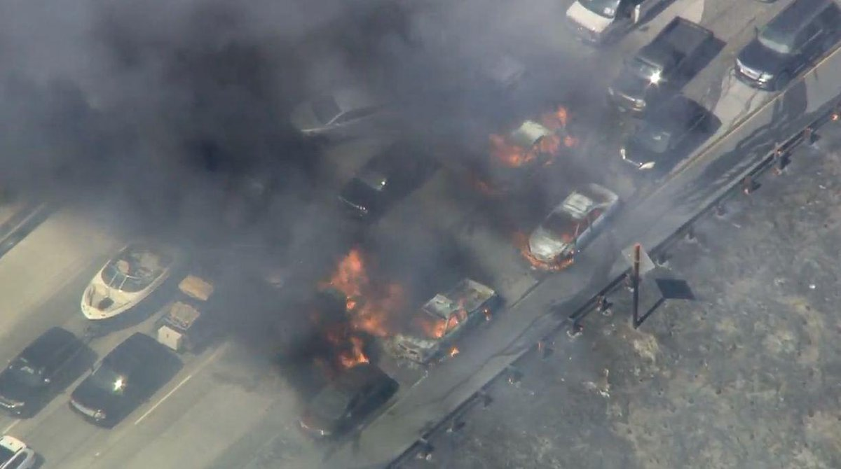Immagini 15 Freeway Diretta Live CBSN