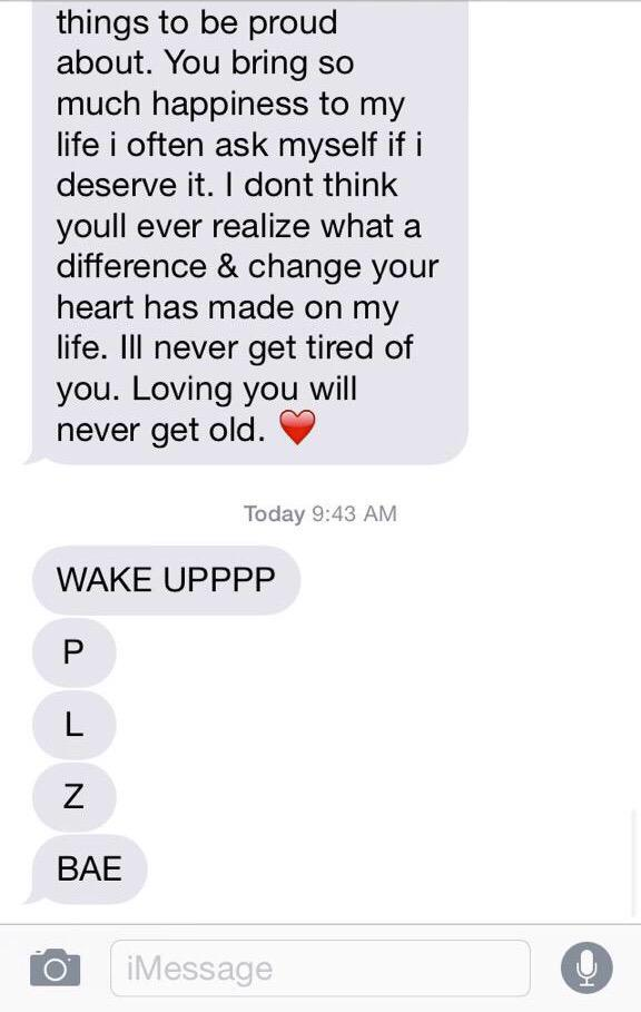 A Good Morning Text Like This Would Make Me Cry Scoopnest Com