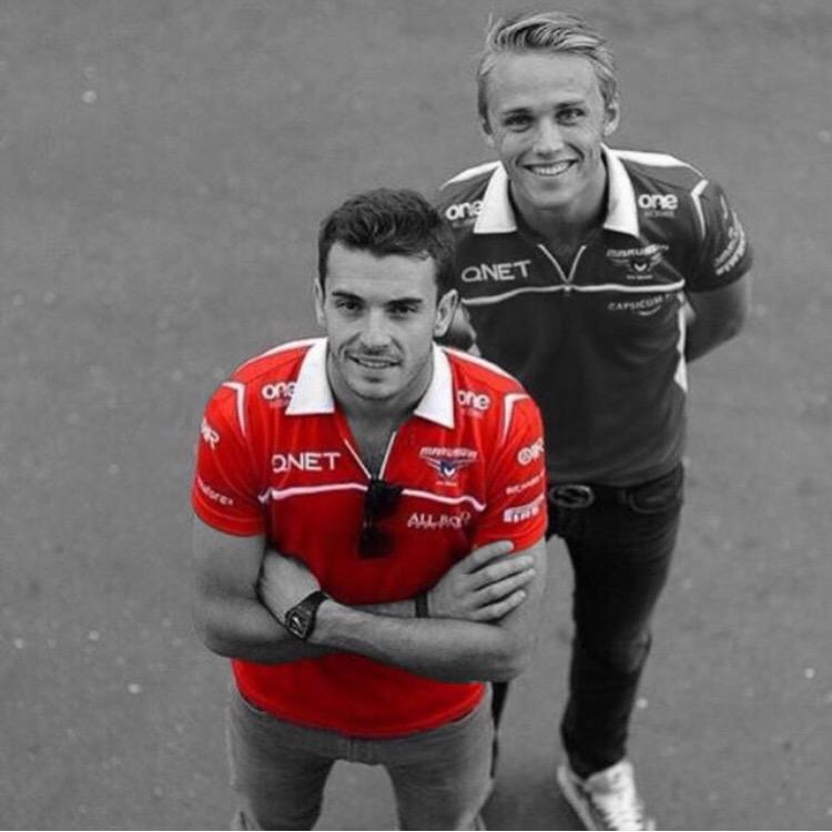 No words can describe what his family & the sport have lost. All I can say it was a pleasure knowing & racing you. x http://t.co/NVcfbV9qdR
