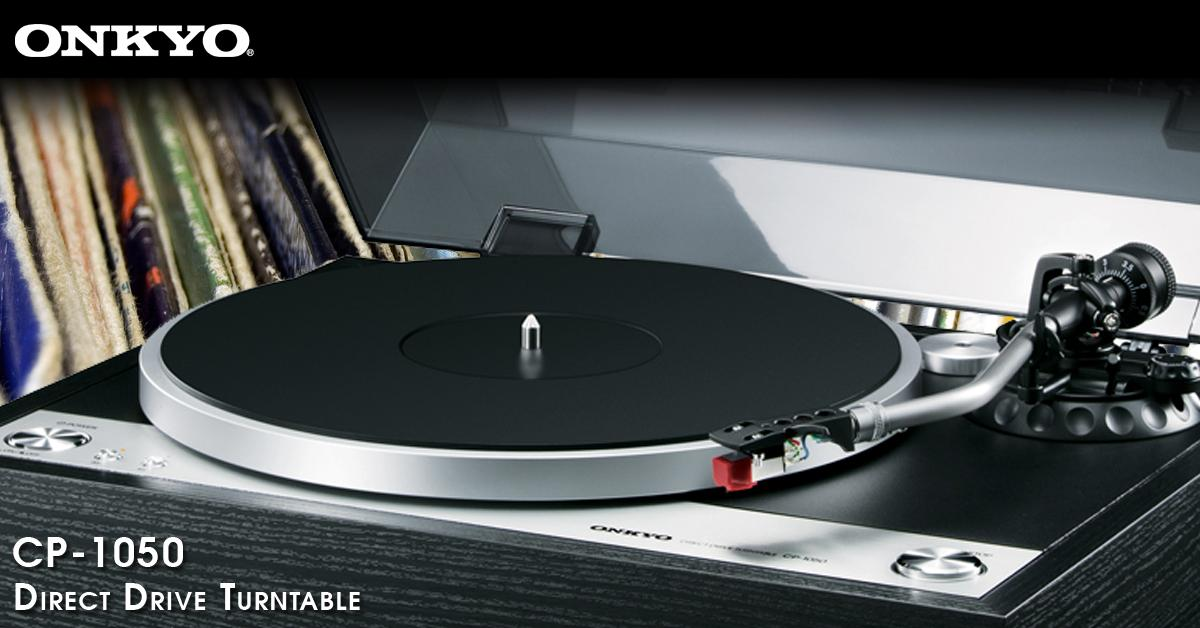 Vinyl is back! #Win a CP-1050 Direct Drive Turntable in our #competition! To enter, RT & follow us! Ends July 21. http://t.co/ViFsYvKIjK