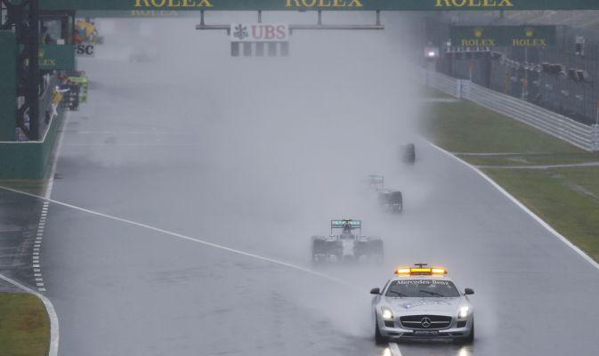 FOTO F1 Jules Bianchi, le immagini video dell'incidente in Giappone mostrano che poteva andare peggio