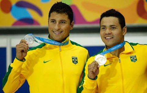 Nadador cuiabano conquista medalha de prata nos Jogos Pan-Americanos 2015; assista a prova http://t.co/Ae1iX0Zskm http://t.co/kf5a2Xv4eO