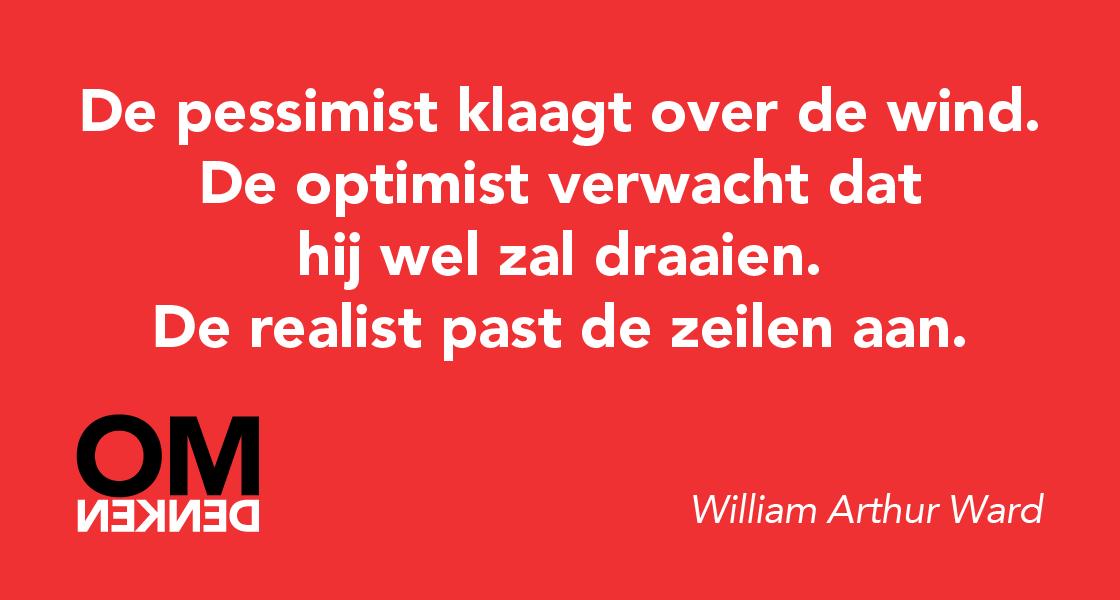 Pessimist optimist realist