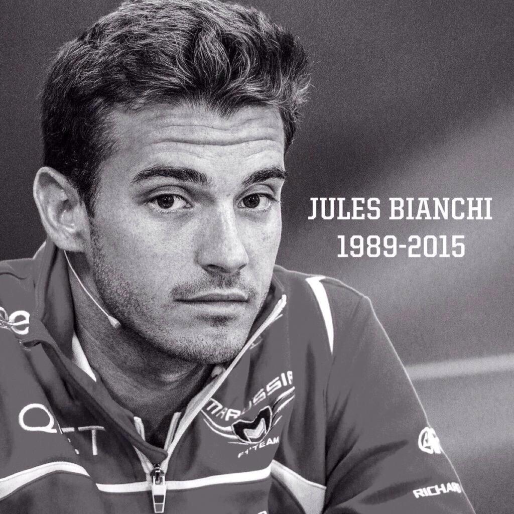 Formula 1: è morto Jules Bianchi
