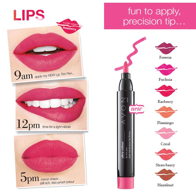 Avon Cosmetics On Twitter Make Your Mark With A Kiss Proof