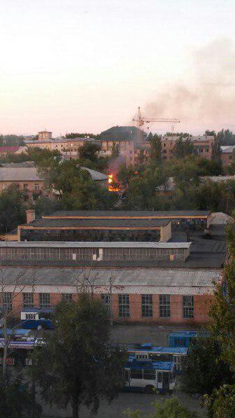 Киевские каратели обстреляли Донецк: один человек погиб