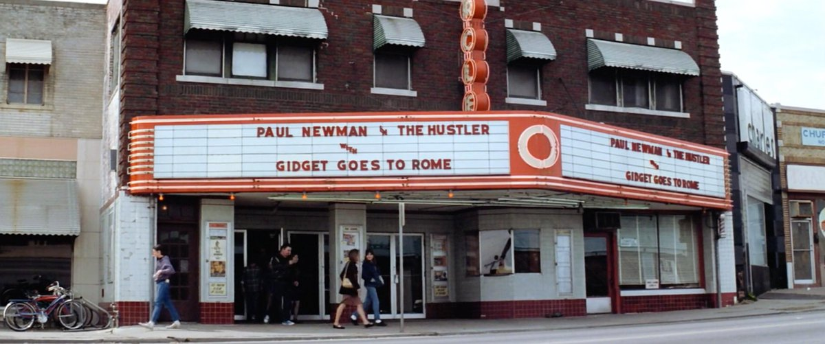 The Circle Cinema as seen in the classic movie The Outsiders opened its doors 87 years ago today on July 15, 1928. http://t.co/4INJEGsPQ1