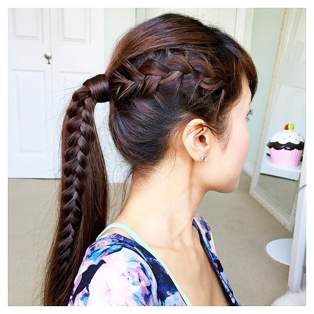Bebexo on twitter side dutch braid ponytail what do you bebexo on twitter side dutch braid ponytail what do you guys like more french braids or dutch braids bebexo hairpost instabra ccuart Gallery